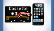 Tape to MP3 Conversion