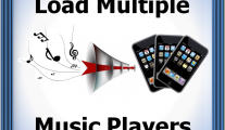 Load Multiple MP3 Players